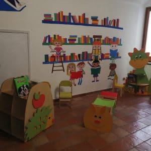 Arredo scolastico innovativo - Locorotondo (BA)
