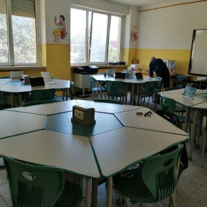 Arredo scolastico innovativo - Pezze di Greco (BR)