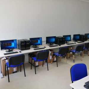Laboratorio informatico - Altamura (BA)