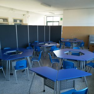 Arredo scolastico innovativo - Barletta