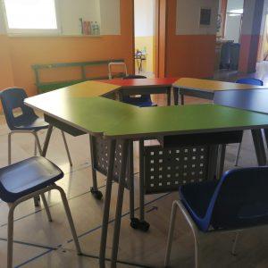 Arredo scolastico innovativo - Binetto (BA)