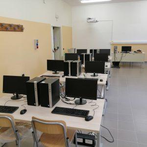 Laboratorio informatico - Lecce