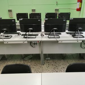 Laboratorio informatico - Taranto